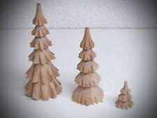 1 x gedrechselter Holz Baum zum basteln Dekorieren 2,5 cm 70023
