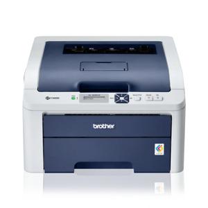 Brother HL-3040CN Workgroup Colour Laser Printer