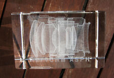 UNIKAT! LEICA 1:2/90 mm ASPH, Kristall- Glas Lasergravur, Linsenaufbau,Geschenk!