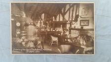 Ansichtskarte Postkarte Großbritannien UK Interior of  Tea Room Chestfield 14118