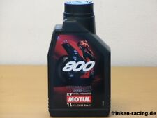 11,88€/l Motul 800 2T Road Racing Factory Line 24 Liter