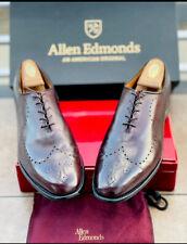 Allen Edmonds Shoes  Oxfords 11 EEE Executive Lace Up Fairfax Split Toe Burgundy