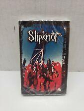 """Slipknot Promo Cassette 1999 """"Wait And Bleed """" """"Me Inside """"  Sealed Rare"""
