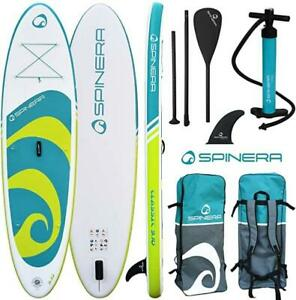 Paddle Gonfiabile SPINERA Sup Classic 9.10 Pacco 1 - 300x76x15cm