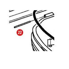 Givi Z637R Spinetta corta gruppo serratura
