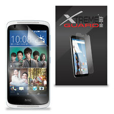 6-Pack Clear HD XtremeGuard HI-DEF Screen Protector Cover For HTC Desire 526G+