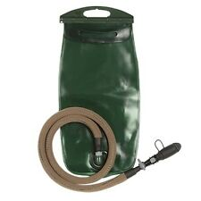 Voodoo Tactical Deluxe 3 Liter Hydration Bladder with Advanced Valve Coyote Hose