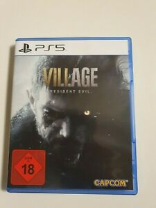 Resident Evil 8 Village (PS5) 1mal durchgespielt