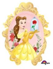 "Belle Beauty And The Beast 31"" Anagram Balloon Birthday Party Decorations"