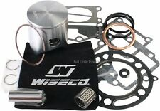 Wiseco Top End  Rebuild Kit 99-00 Kawasaki KX125 Piston Gaskets Bearing  PK1608