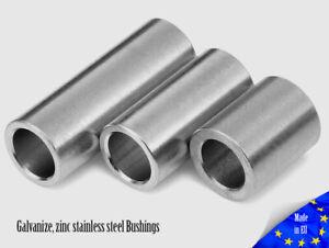 Universal Galvanizing Zinc Steel Bearing Bushing Bush Sleeve Various Size 10mm