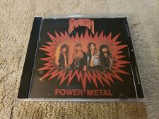 Pantera Power Metal CD 1988 Metal Magic Records like new