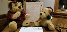 Avon Bedtime Tales Story telling Christmas Bears * Interactive