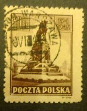 POLAND STAMPS Fi362 Sc357 Mi393 - Liberation of Cracow, 1945, used