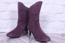 Boots ROCKPORT AdiPRENE by Adidas RRP £140 Purple Suede LeatherUS 7.5 UK 5 RARE