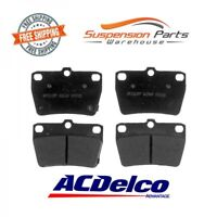 New OPparts Semi Met Disc Brake Pad Set Rear D10517955BR2102 0446642050 RAV4