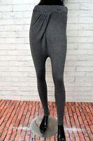 Leggings REFRIGIWEAR Donna Taglia M Jeans Grigio Elastico Elastico