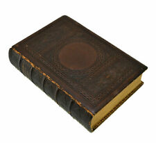 New listing Antique 1866 The Poetical Works of Henry Wadsworth Longfellow 19th Poetry Book