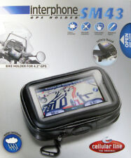 "Navigatore GPS HOLDER 4,3"" CELLULAR LINE moto bike"