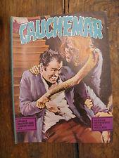 Cauchemar n° 5  bandes dessinées pour adultes 1972