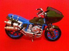 VINTAGE TEENAGE MUTANT NINJA TURTLES LEONARDO MOTORCYCLE TOY TMNT BIKE 2002