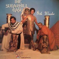 THE SUGARHILL GANG 8th Wonder SUGARHILL RECORDS Sealed Vinyl Record LP