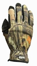 (12) PAIR MENS CAMO MOSSY OAK UTILITY GLOVE THINSULATE - SIZE : LARGE - 8667-23