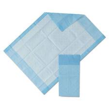 Medline Protection Plus Disposable Underpads 17 x 24 Blue 25/Bag Msc281224C
