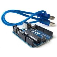 UNO R3 MEGA328P ATMEGA16U2 Development board for Arduino + USB Cable