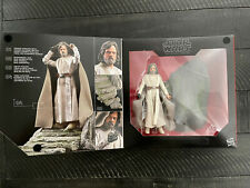 "STAR WARS The Black Series LUKE SKYWALKER 6"" Jedi Master Ahch-To Island UNOPENED"