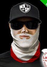 Salt Armour Santa Face Shield Sun Mask Balaclava Neck Gaiter Bandana Neckerchief