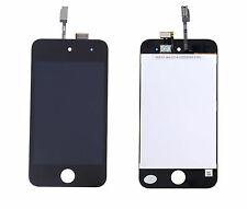 New Original LCD Touch Screen Digitizer Apple iPod 4th Generation Black Nero