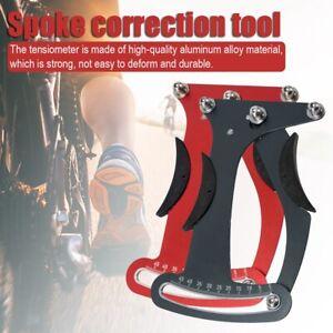 Bike Indicator Meter Tensiometer Bicycle Spoke Tension Wheel Builders Tool