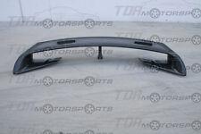 SEIBON Carbon Fiber Spoiler/Wing VS for 08-15 Skyline GT-R R35