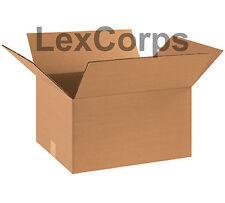 10 Qty 18x14x12 Shipping Boxes, Heavy Duty