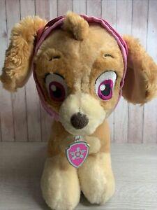BUILD A BEAR PAW PATROL SKYE Multi Plush Dog Bear Toy