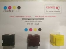 Genuine XEROX COLORQUBE INK-per uso in serie 8570/8580 - GIALLO @ £ 33 + IVA