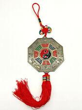 Chi Lin Yin Yang Bagua Eight Trigrams Tassel Good Fortune Protection Enchantment