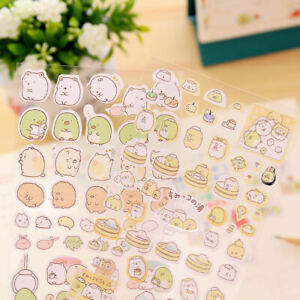 Cute Stickers Paper Lover Stationery Bullet Journal Japanese Diary Gift