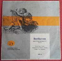 """Beethoven / Konzert für Klavier und Orchester Nr. 5 Es-Dur OP 73 / 10"""" EP Vinyl"""