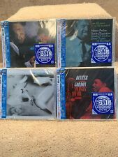 LOT OF 23 RARE JAZZ CDS, MADE IN JAPAN, SEALED, 20 AND 24 BIT