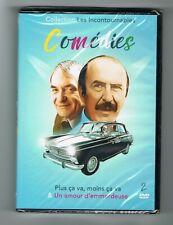 PLUS ÇA VA, MOINS ÇA VA + UN AMOUR D'EMMERDEUSE - 2 FILMS / DVD SET - NEUF