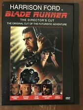 Blade Runner - The Director's Cut (Dvd, 1997)*Harrison Ford