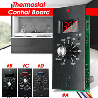US LCD Digital Thermostat Control Board For Pit / Traeger Wood Pellet Grills