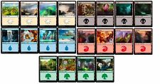 MTG Magic the Gathering English Brand New Sealed RIX/Ixalan Basic Land Pack 240