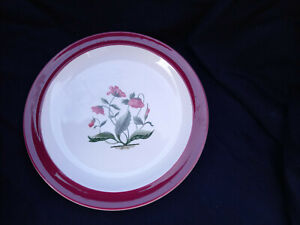 Wedgwood MAYFIELD RUBY Side Plate. Diameter 7 inches