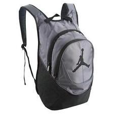Nike Air Jordan Backpack Laptop Sleeve Jump Man Logo Graphite 9A1414-783 NWT