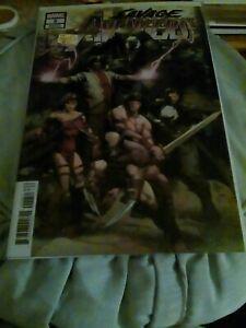 Savage Avengers #2E, Deodato Variant, Origin of Priest Of Sickles, NM, 2019