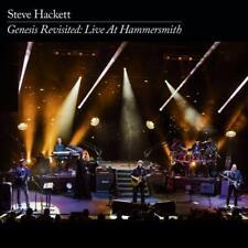 Steve Hackett Genesis Revisited Band Digipak 2 CD & Blu-Ray All Regions NEW