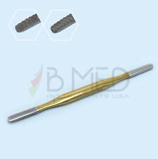 Or Grade Tc Fomon Nasal Rasp 8 Grits 1 And 2 Rhinoplasty Bones Plastic Surgery